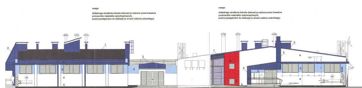 Projekt budowy CKP nr 2 w Suwałkach