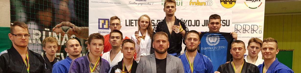 Sukces szkolnego klubu Jiu Jitsu