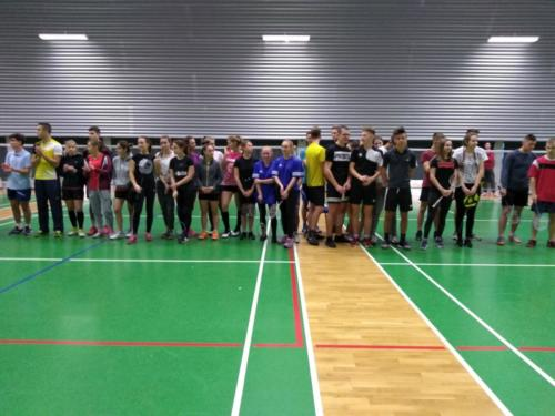 Finały Wojewódzkie w Badmintonie dziewcząt i chłopców