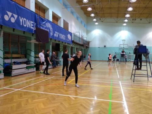 Licealiada w Badmintonie dziewcząt i chłopców - finały w Białymstoku
