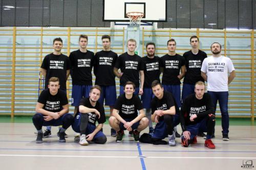 Mistrzostwa Suwałk w koszykówce chłopców