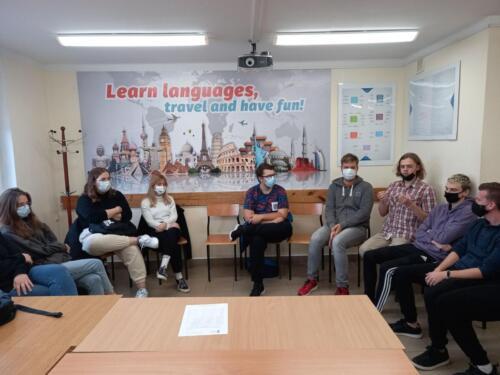 Zajęcia dodatkowe z języka angielskiego w ramach Programu Erasmus+