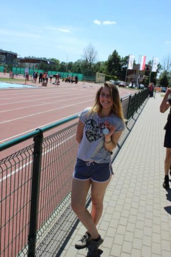 Zawody Zrzeszenia LZS w lekkiej atletyce