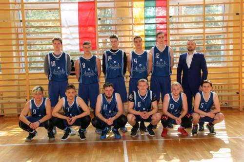 XX Międzynarodowy Turniej Koszykówki Chłopców