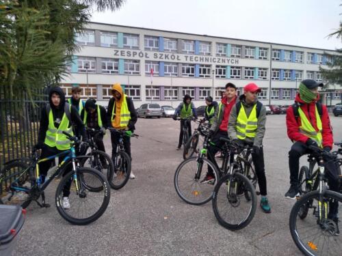 Rajd rowerowy 2021