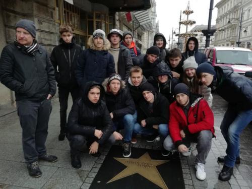 Wyjazd edukacyjny do Łodzi