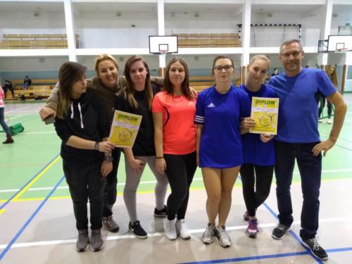 Drużynowe Mistrzostwa Suwałk w Badmintonie