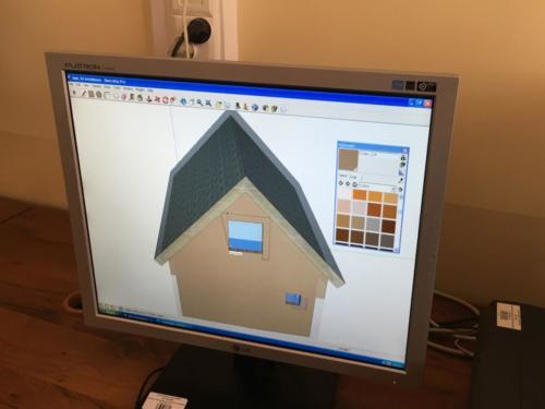 Lekcja otwarta - Projekt domu do 35 m2