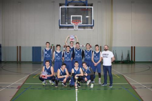 Koszykarze ZST najlepszą drużyną w Suwałkach
