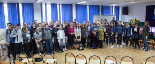 """Warsztaty pn. """"Dzień dialogu kulturowego – Romowie"""""""